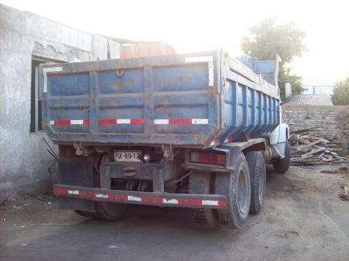 Fotos de Camion tolva 1618 mercedes benz 2