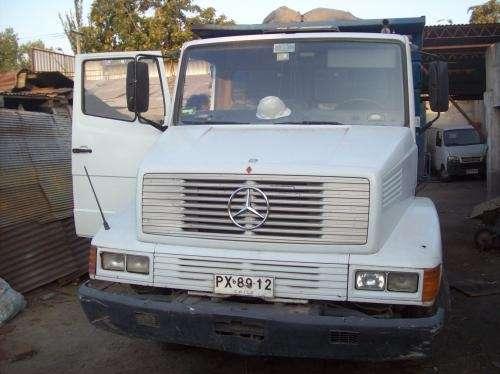 Fotos de Camion tolva 1618 mercedes benz 3