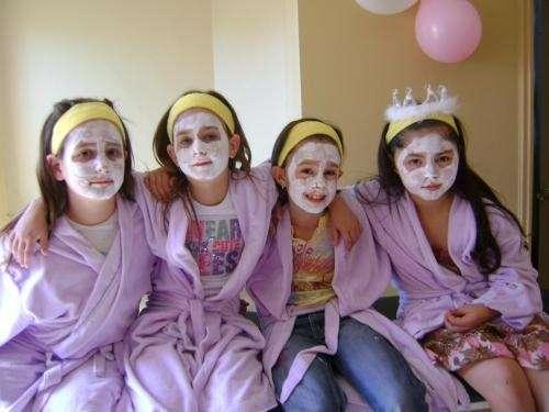 Cumpleaños y festas infantiles spa www.urbanwoman.cl