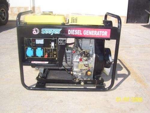Generador 6,2kw diesel