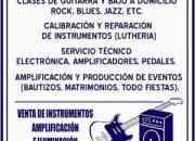 CALIBRACION, REPARACION, GUITARRAS MLGUITARSTOCK