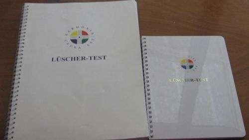 Vendo test luscher