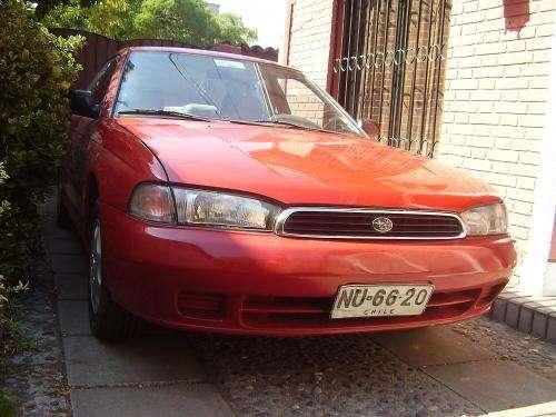 Vendo auto subaru año 1996
