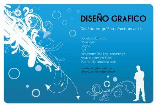 Diseñadora grafica