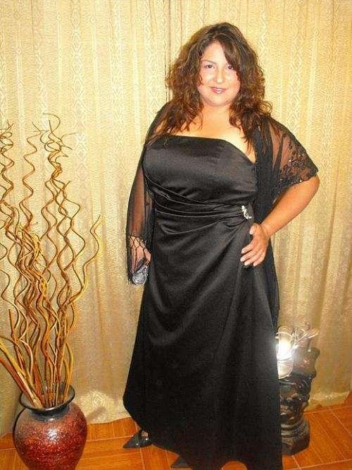 Arriendo de vestidos de fiesta tallas grandes