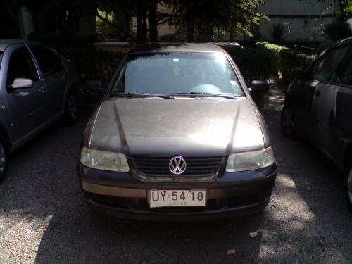 Volkswagen gol sport 3p 1.0 año 2002
