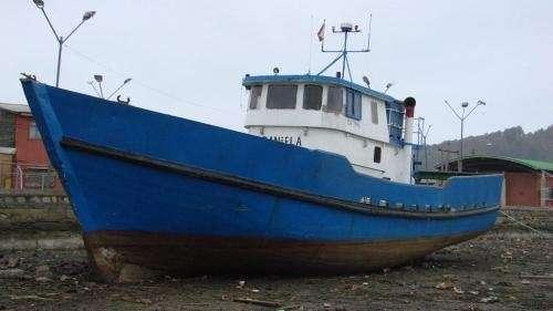 Gran oferta lancha pesquera