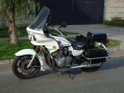 Kawasaki Police Moto Clasica 1000 Cc En Santiago Autos 199393