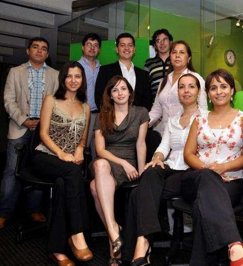 Estudiante en práctica en áreas de contabilidad, secretariado o administración de empresas