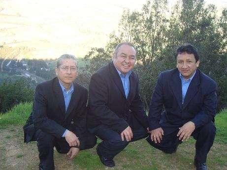 Serenatas - trio de boleros