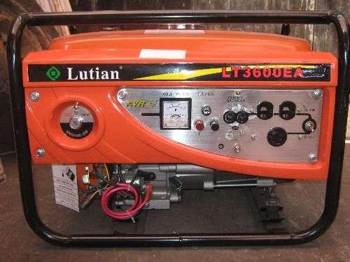 Generador electrico 2800 watt, liquido