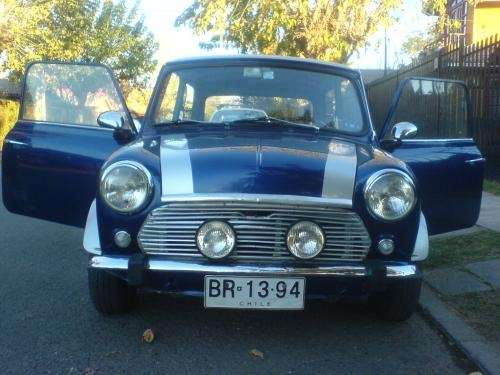 Vendo austin mini 1980 100% restaurado
