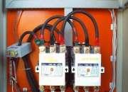 Tablero transferencia automática grupo electrógeno 25 kva.