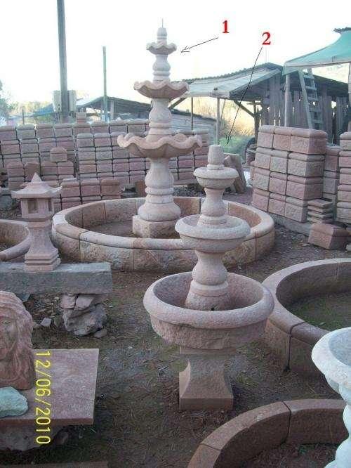 Venta de fuentes de jardin cool artificial chino moldes for Fuentes de jardin de segunda mano