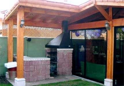 Terrazas con pergolas de madera free download by with - Terrazas de madera precios ...