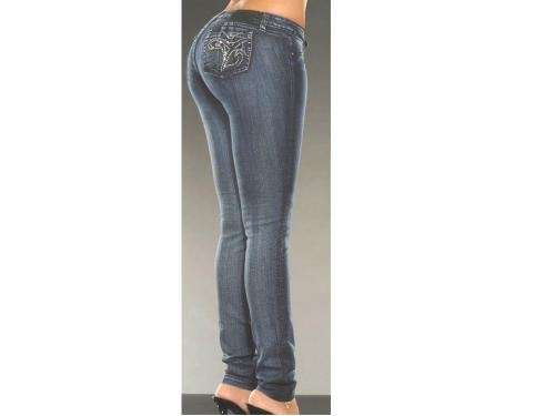 Jeans levanta cola guaraná fashion