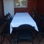 sillas y mesas para celebraciones familiares 68392025