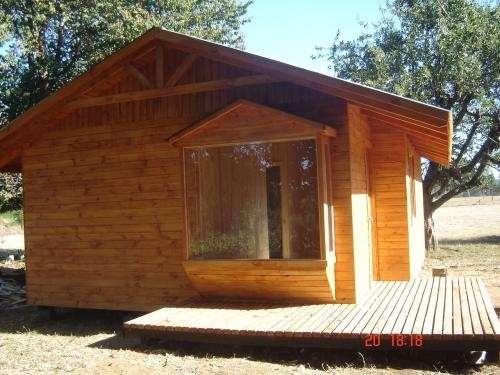 Vendo casas y cabañas en kit