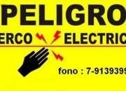 Cerco / cercos / seguridad integral / viña cercos