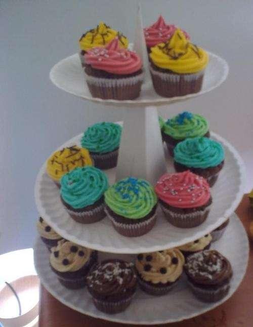 Cupcakes a domicilio