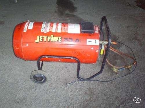 Vendo generador de aire caliente