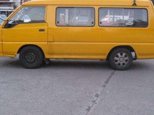 Vendo mi furgon escolar hyundai h 100