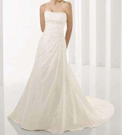 Vendo maravilloso vestido de novia