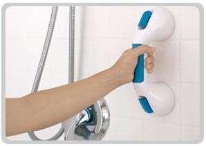 Get up grip`manija para evitar caidas en el baño la misma de la tv.