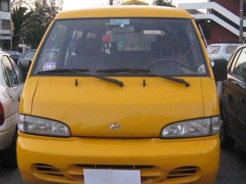 Venta de furgon escolar trabajando año 2003