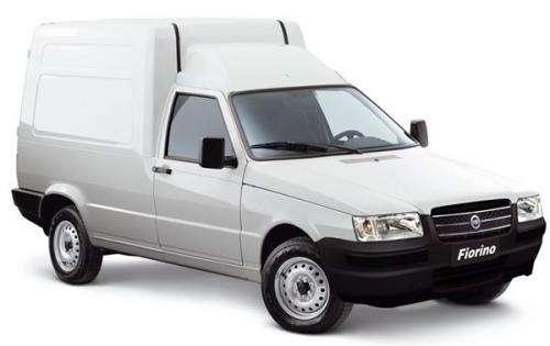 Arriendo furgon fiorino $15.000 diarios