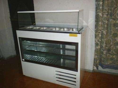 Salseras refrigeradas desde 4 depósitos