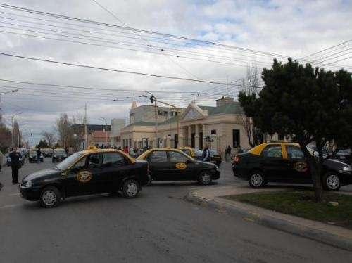 Radio taxi nuevo kennedy