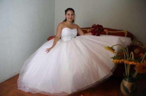 Arriendo vestido de novias