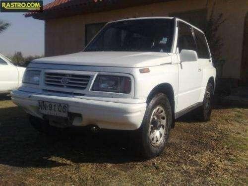 Suzuki vitara 1995 automatico