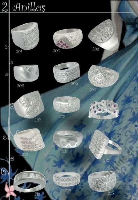 879d95db0371 Vendo hermosas joyas de plata a domicilio por catalogo en Santiago ...