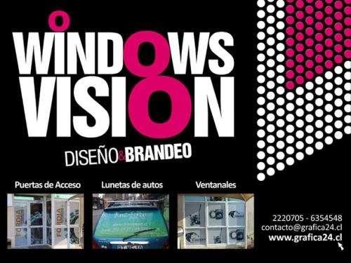 Window vision