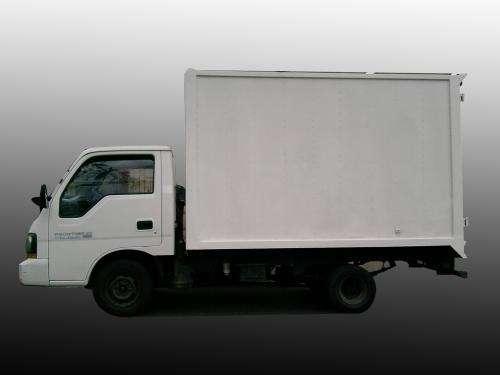 Arriendo camion kia frontier 1750 kilos 10 m3.