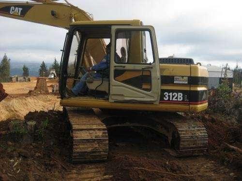 01d8d8f1eb2 Excavadora caterpillar 312-bl año 2002 en Región Metropolitana ...