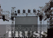 CHILE TRUSS Ingenieria en Aluminio Fly Tower Line Array