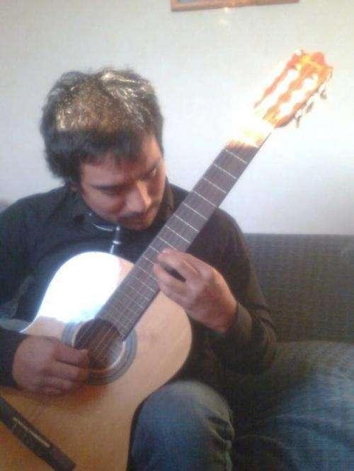 Guitarrista eventos