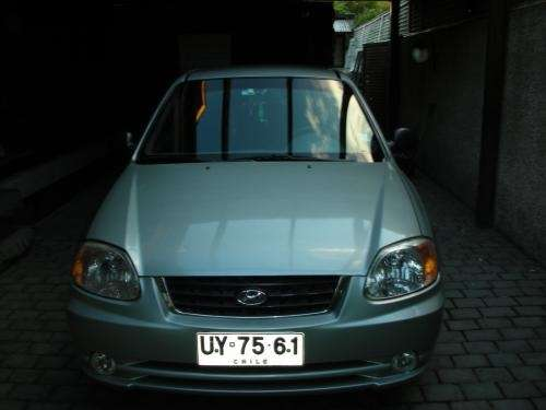 Se vende hyundai accent modelo 2004