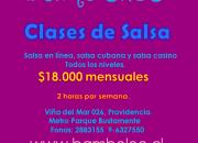 Academia de bailes Latinos Bamboleo