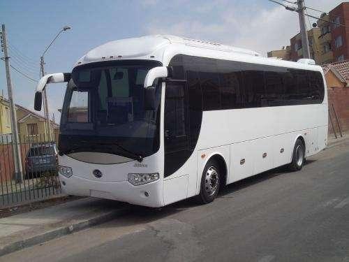 Arriendo de buses