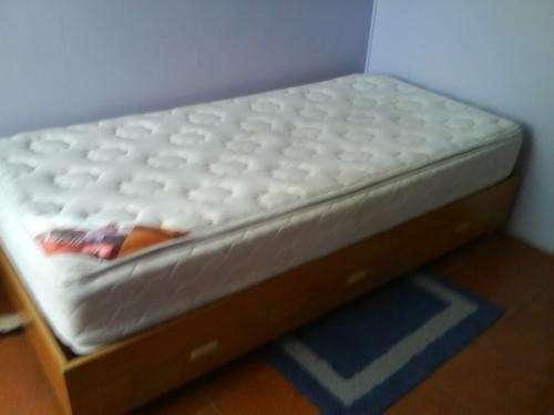 De urgencia vendo cama