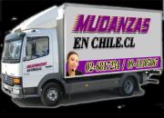 Mudanzas y fletes 02 6817234 casas, oficinas y dptos. santiago
