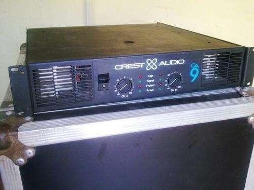 Audio crest ca 9