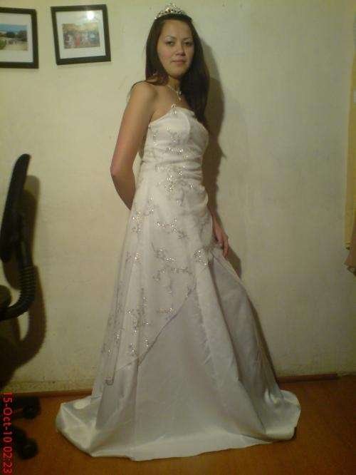 Vestidos de novia usados baratos en santiago