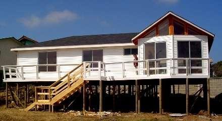 Casas prefabricadas frau - 90mt2 $18.990.000 casa zapallar