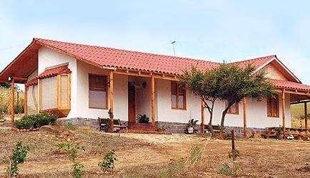 Casas prefabricadas frau - 140mt2 - $29.990.000 - casa colonial