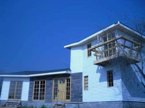 Casas prefabricadas frau - modelo oasis 90mt2